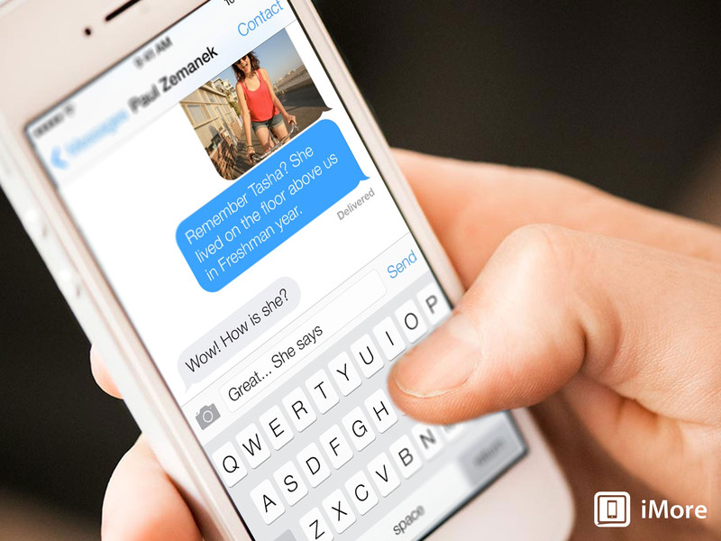 How to report iMessages spam to Apple