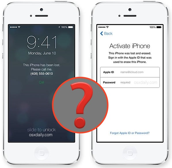 iphone linked to apple id o1sen how to check icloud activation lock status of an 17666