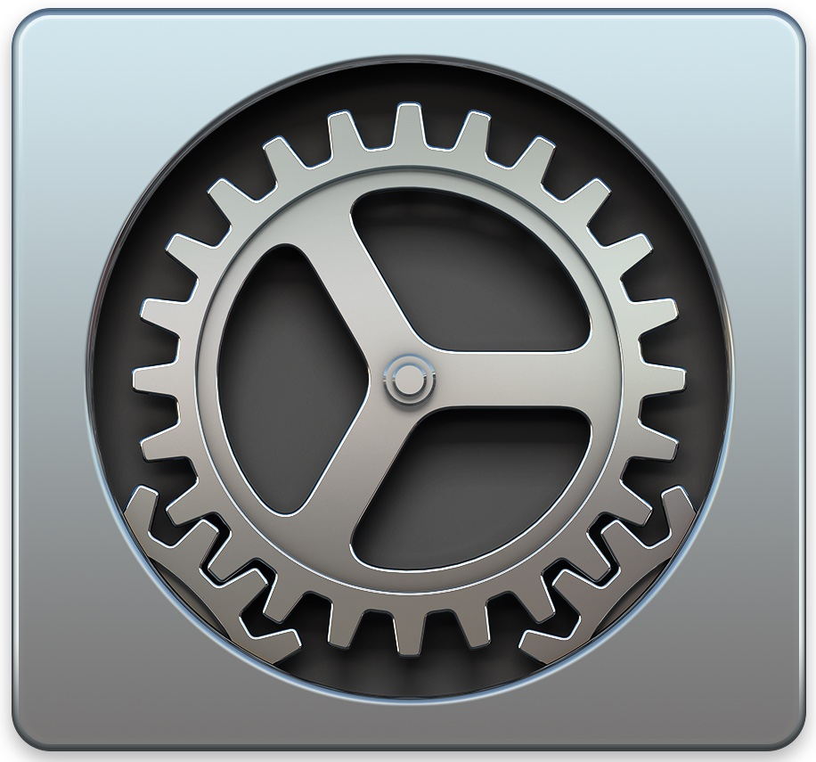 System Preferences for OS X Yosemite app icon full size