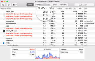 "How to Fix Your Mac's ""kernel_task"" High CPU Usage Bug activity cpu usage"