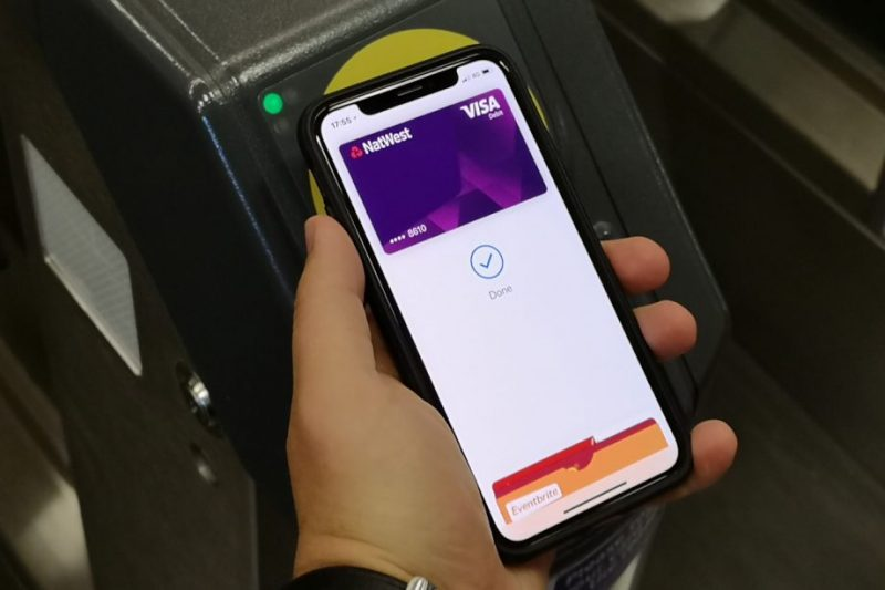 Express Transit mode with Apple Pay