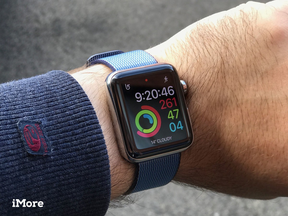 How to set a calorie goal with Activity for Apple Watch